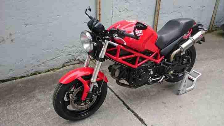 Ducati Monster 1000 i.e. TÜV & Service NEU Termignoni Bingo Bikes