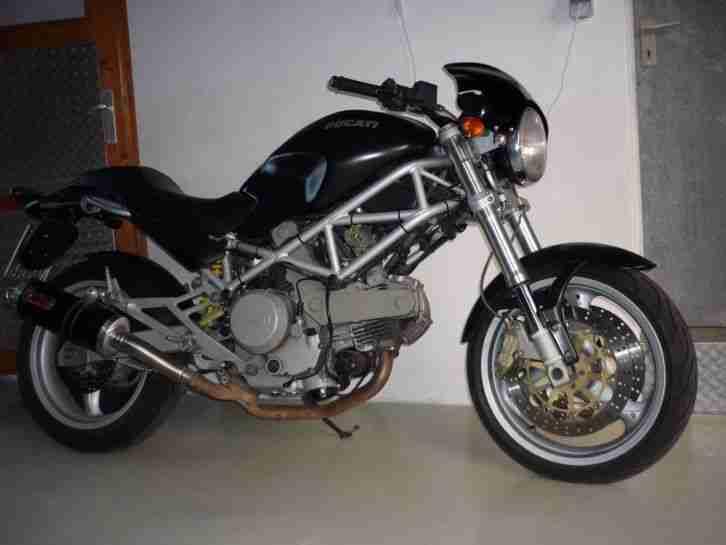Ducati Monster 620 i.e Dark