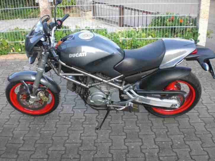 Monster 620S i.e. 2003 16tkm Top
