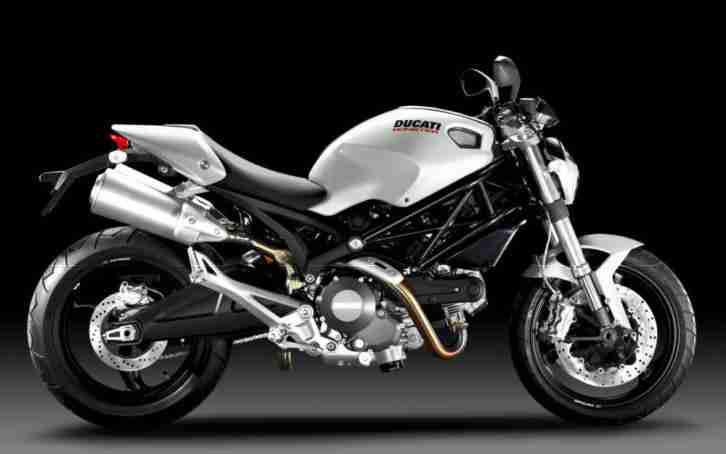 Ducati Monster 696 Top Zustand
