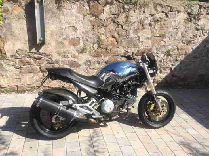 Ducati Monster 900 chromo 1 HD 18.500 km