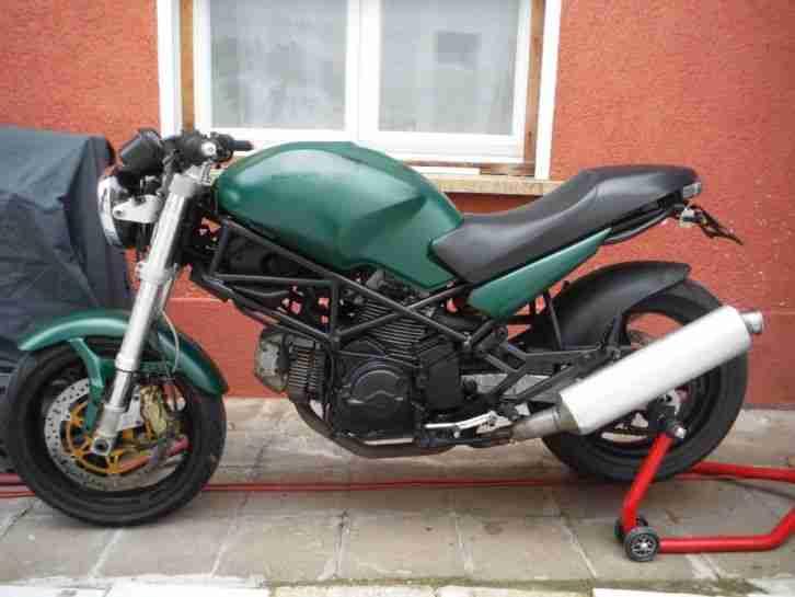 Ducati Monster M600 , Bj.2000 , TÜV 07.2019