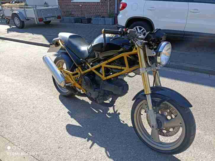 Ducati Monster M600 (bitte Beschreibung lesen)