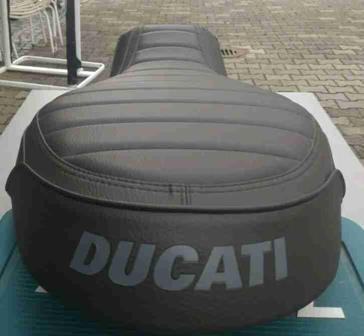Ducati Scrambler 800 Urban Enduro Sitzbank