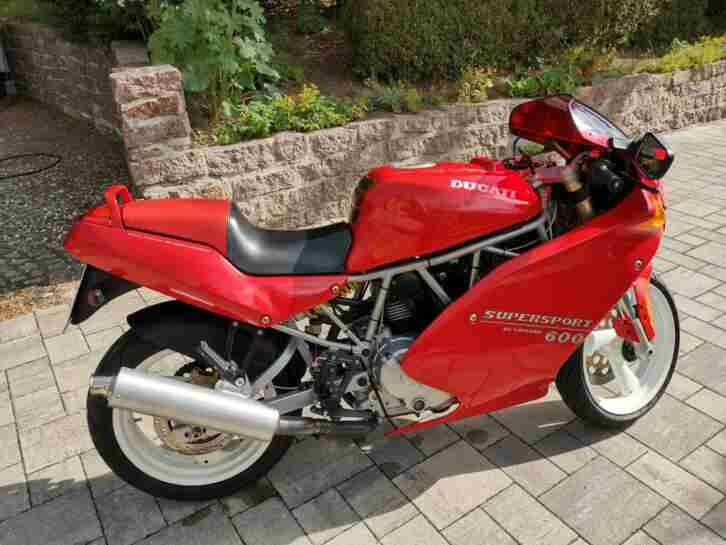 Ducati Supersport 600