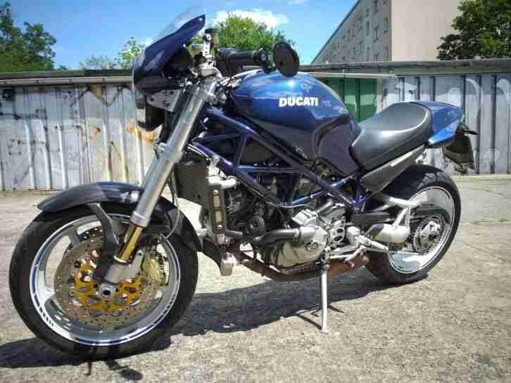 Ducati monster s4r