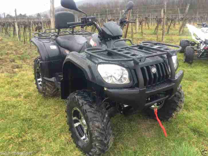 EXPLORER Atlas 500 4x4 XL CF500-A Quad ATV Allrad