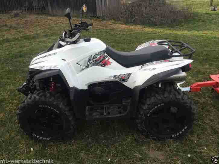 EXPLORER Urano 700 4x4 DLX Quad ATV NEU *AKTION*