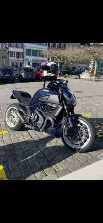 Einmalige Ducati Diavel