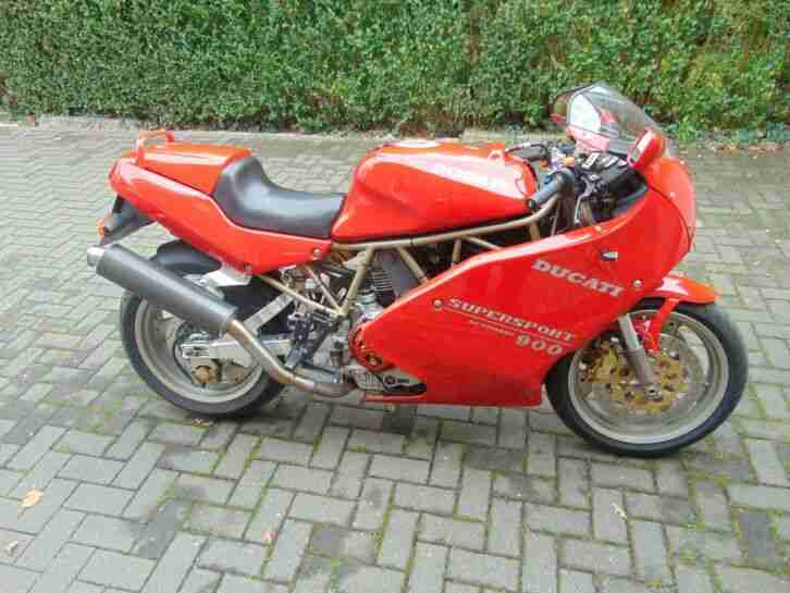 Einzeilstück Ducati 900 Supersport (SS)
