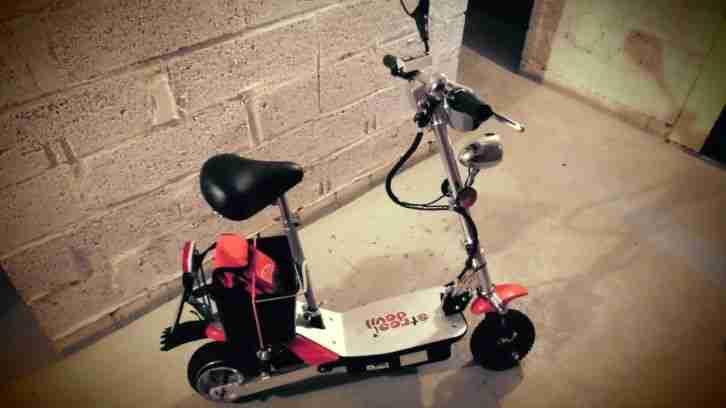Elektro Cruiser Roller Street Devil E Scooter Bestes