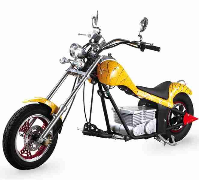 Elektro Motorad 500 Watt