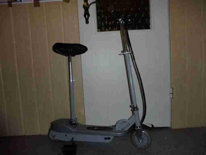 elektro roller cityroller mit sitz 16kmh wenig bestes. Black Bedroom Furniture Sets. Home Design Ideas