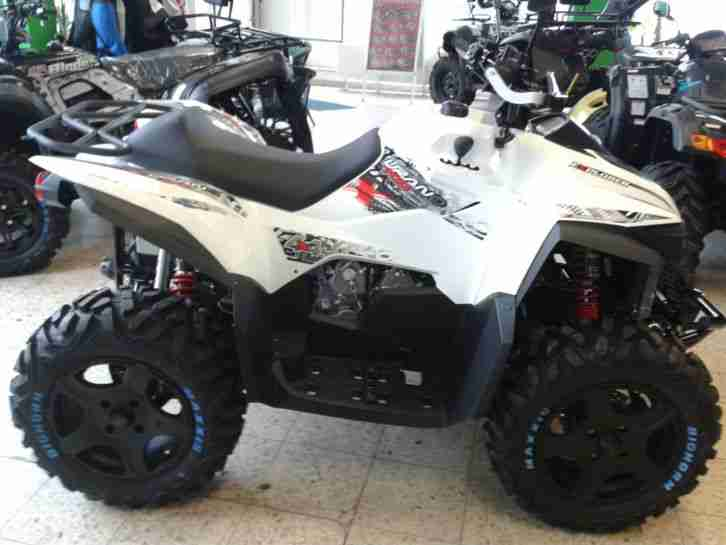 Explorer Urano 700 4x4 LOF Quad, ATV, SMC,