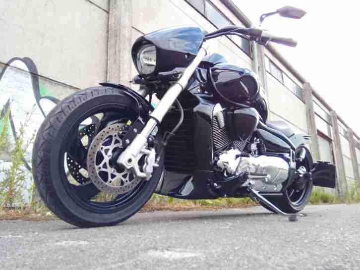 Extreme Suzuki Intruder M1800R VZR 2012 Custom Bike Umbau Einzelstück 300er