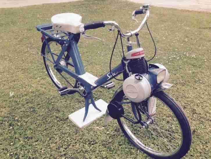fahrrad mit hilfsmotor solex 3800 bestes angebot von old. Black Bedroom Furniture Sets. Home Design Ideas