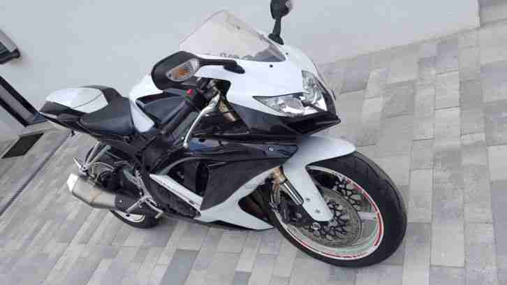 GSXR GSx r GSX r k8 600 Suzuki, TÜV Neu Supersportler RR