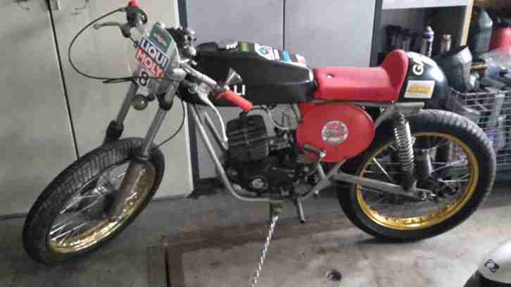 Garelli Cafe Racer 50ccm 5 gang 8,5 PS