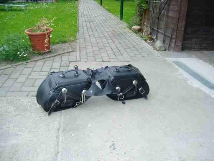 Gepäcktaschen für Yamaha 535
