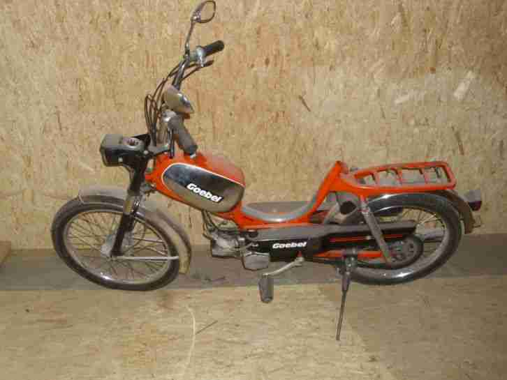 Göbel Moped Sachs Motor