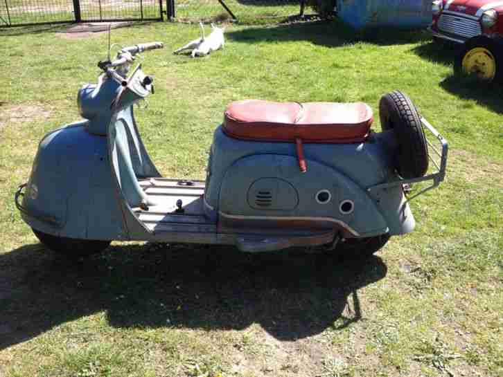 Goggo 200 Roller Oldtimer - Bestes Angebot von Roller.