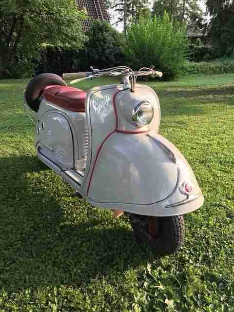 Goggo Roller 200 von 1953 - Bestes Angebot von Roller.