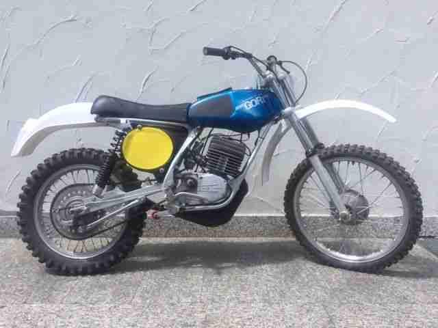 Gori Hercules Sachs GS 125 ccm 7 Gang Seven MC DKW Motorrad