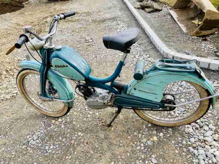 Göricke Moped Diva Luxus Swing Export