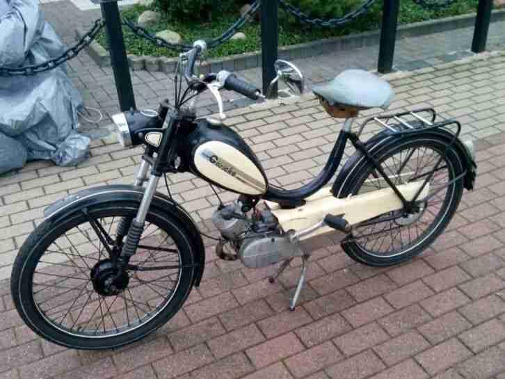 g ricke moped mofa oldtimer rarit t bestes angebot von. Black Bedroom Furniture Sets. Home Design Ideas
