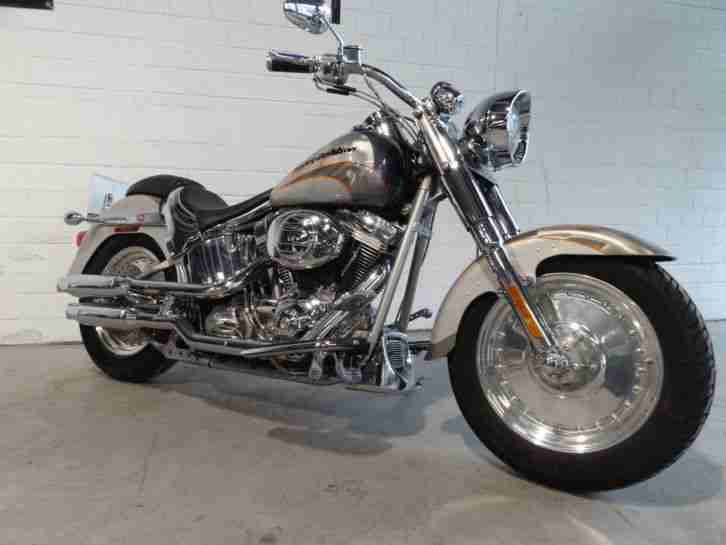 HARLEY DAVIDSON CVO FAT BOY FLSTFSE2 SCREAMIN EAGLE