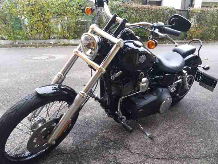 HARLEY DAVIDSON DYNA FXDWG WIDE GLIDE 103 Inch ABS US IMPORT Winterpreis