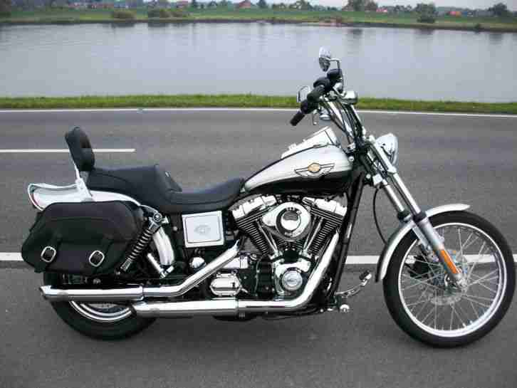HARLEY DAVIDSON DYNA WIDE GLIDE 100 th
