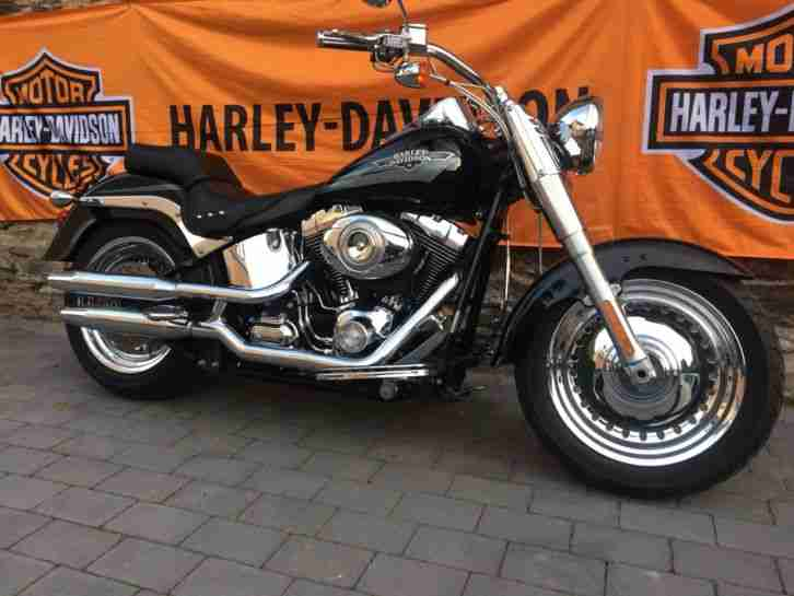 HARLEY DAVIDSON FLSTF Softail Fat Boy 1584cc