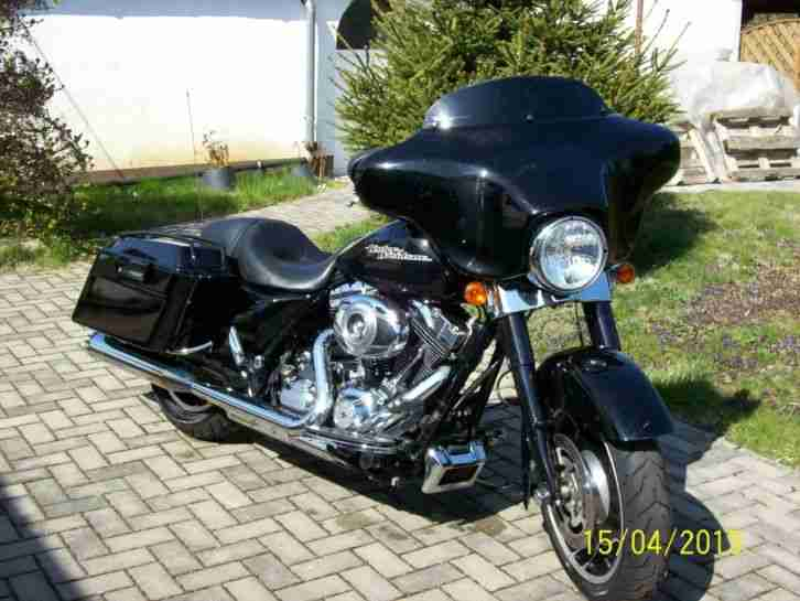 harley davidson touring flhx street glide topseller. Black Bedroom Furniture Sets. Home Design Ideas
