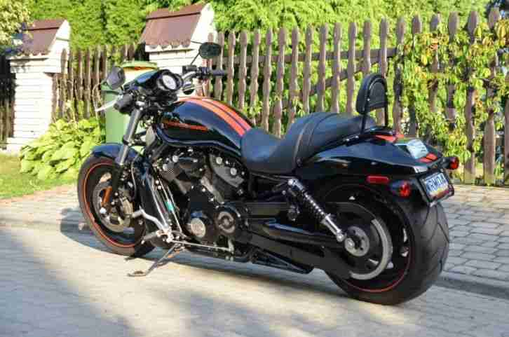 HARLEY NIGHT ROD SPECIAL VRSCDX BJ.2008 NUR