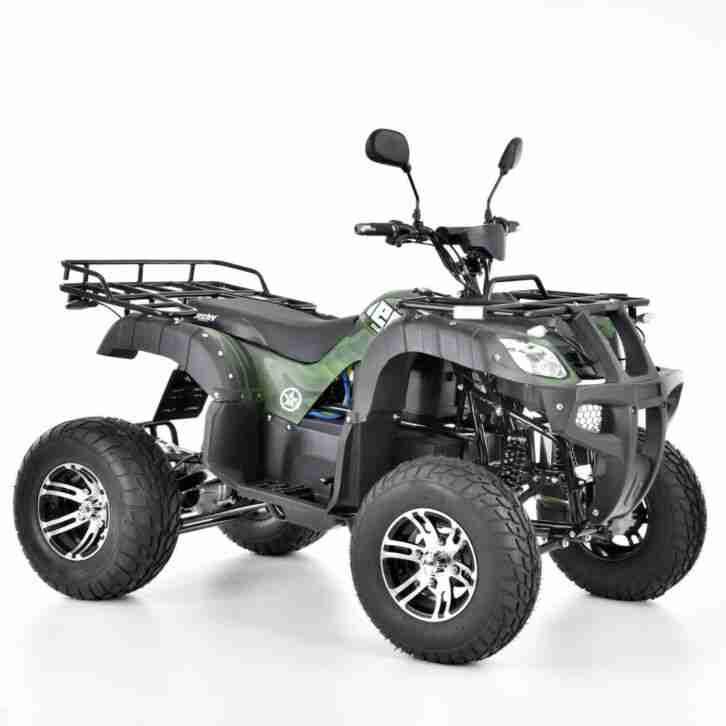 HECHT 59399 Army Elektro ATV 3000W, NEU, in CAMO