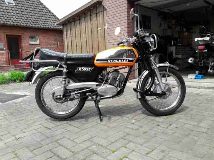 HERCULES K50 SE