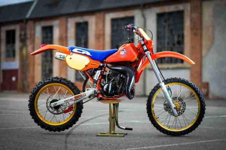 Honda CR80R Paul