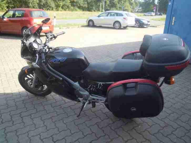 HONDA Motorrad NTV 650 Farbe schwarz gebraucht