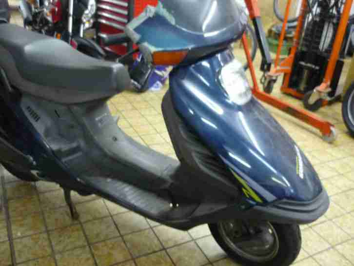 Honda SPACY ROLLER