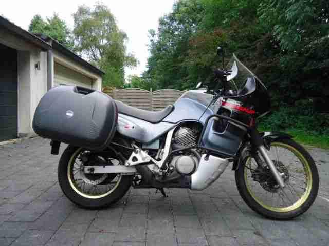 HONDA TRANSALP XL 600 V PD06 tiefergelegt Funbike Supermoto Enduro HU 08 2018