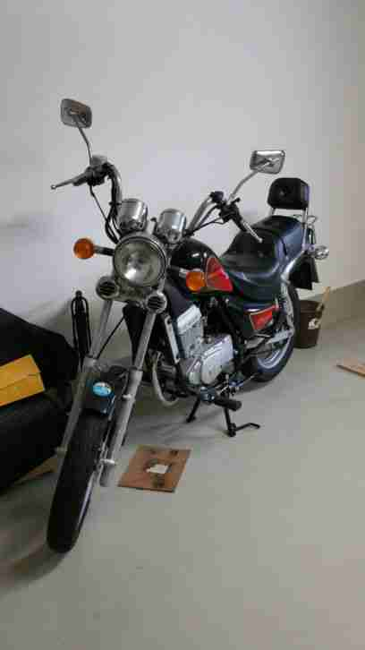 hyosung cruise ii motorrad chopper 15 ps bestes. Black Bedroom Furniture Sets. Home Design Ideas