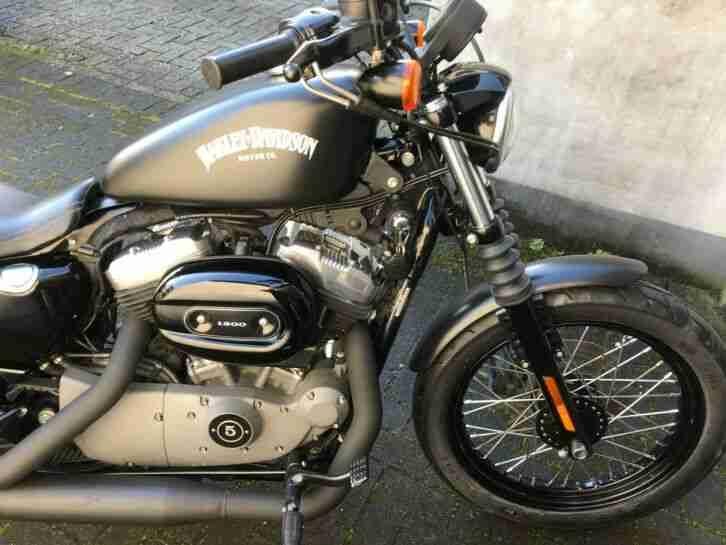 Harley Davdson XL2 1200 N