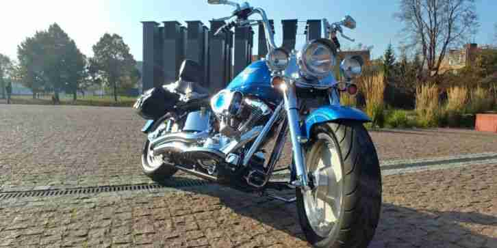 Harley Davidson 2002 Softail Fat Boy