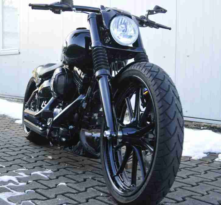 harley davidson breakout darkcustom topseller harley davidson. Black Bedroom Furniture Sets. Home Design Ideas