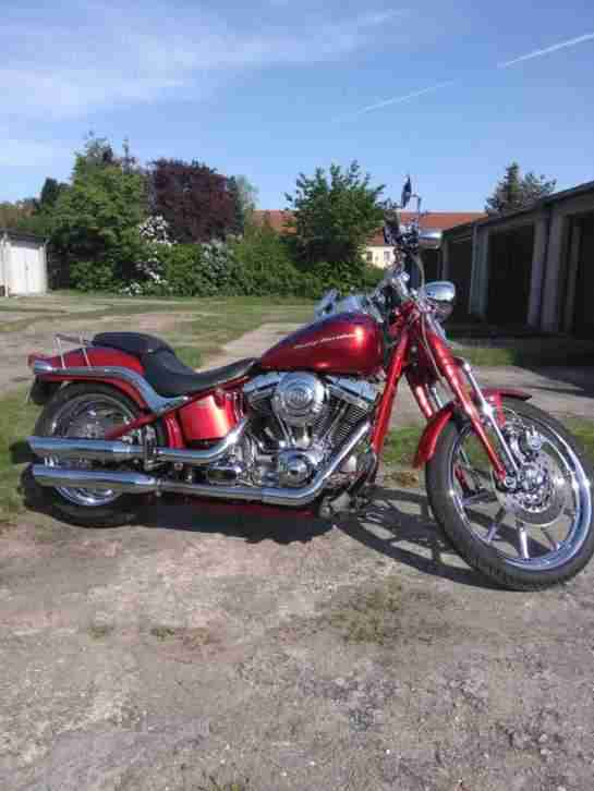 Harley Davidson CVO FXSTSSE Screaming Eagle Baujahr 2006