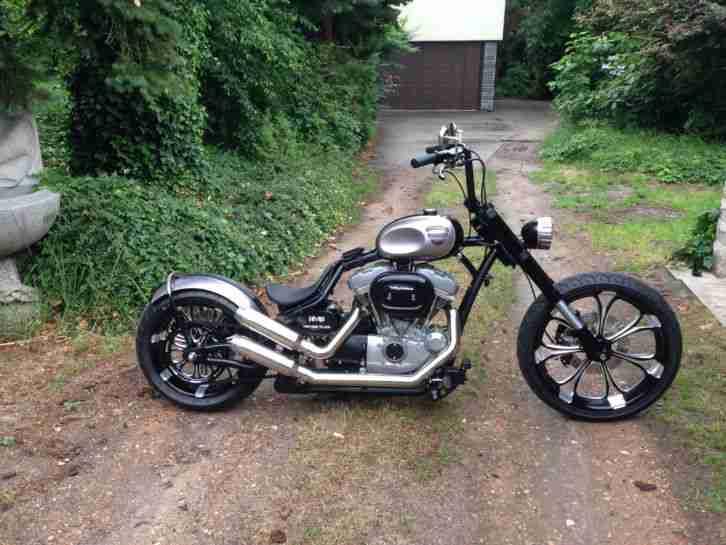 harley davidson custom bike bobber topseller harley. Black Bedroom Furniture Sets. Home Design Ideas