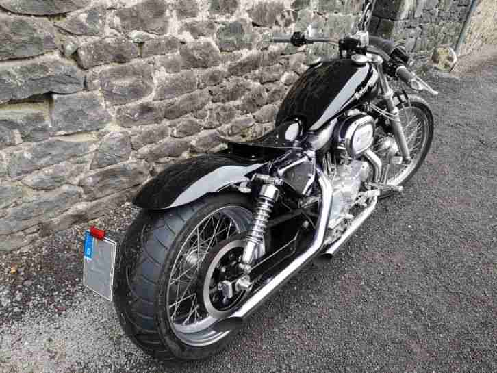 Harley Davidson Custom Bike Sportster 1200