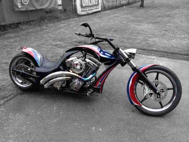 harley davidson custom bike wareagle dropped topseller. Black Bedroom Furniture Sets. Home Design Ideas