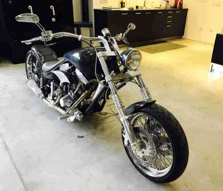 Harley Davidson Custombike Mad Mex BJ 2005